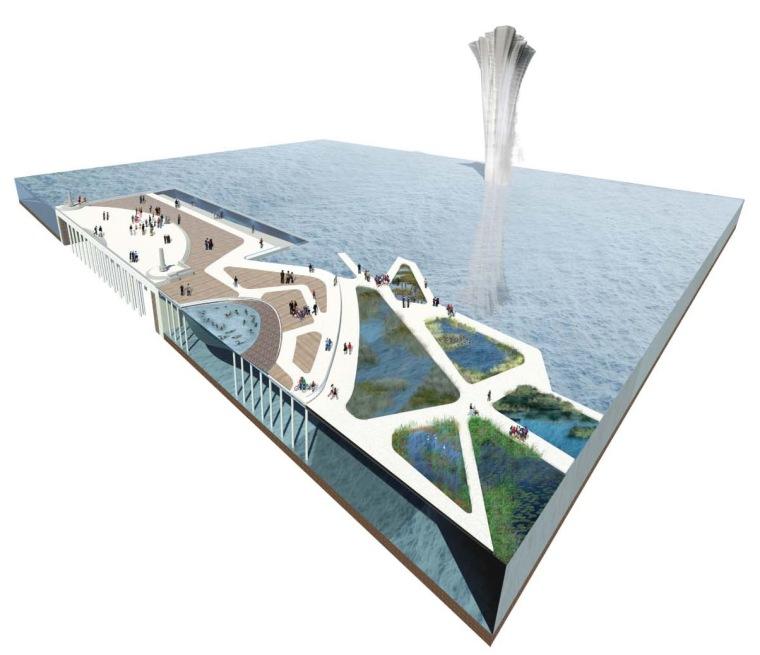 芝加哥海军码头重建方案第43张图片
