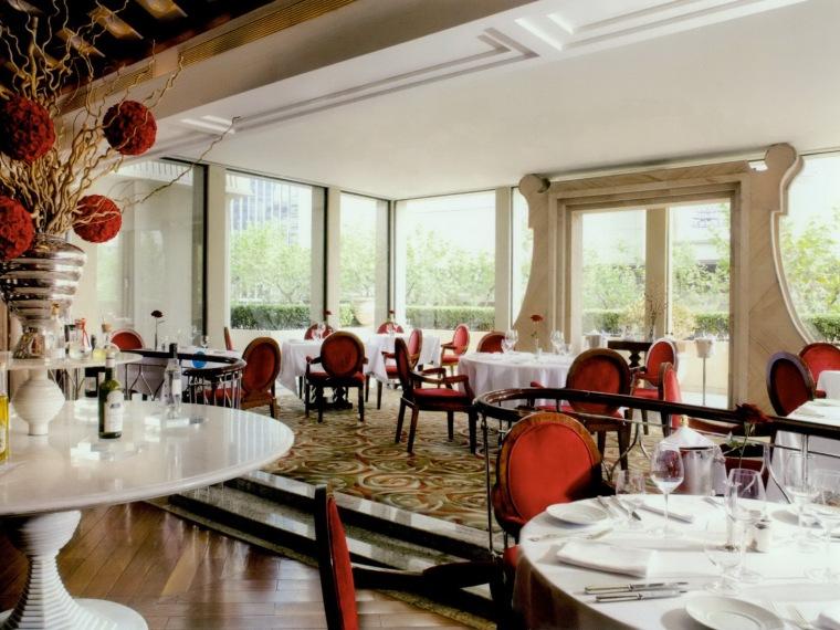 波特曼上海丽思卡尔顿酒店