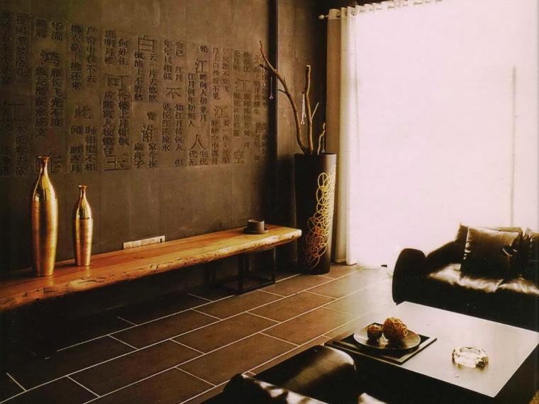 福州香江明珠简约复式住宅