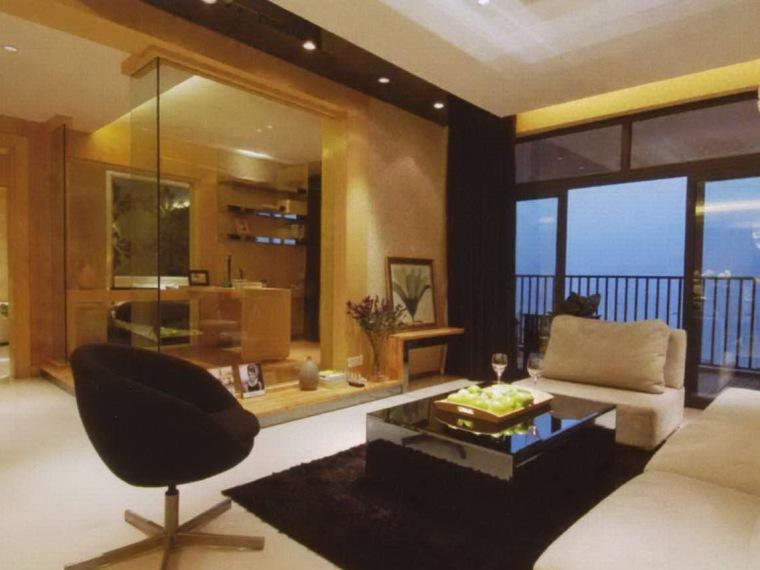 重庆东海岸样板房