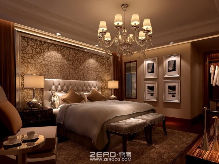 北京零度数字科技有限公司室内效果图
