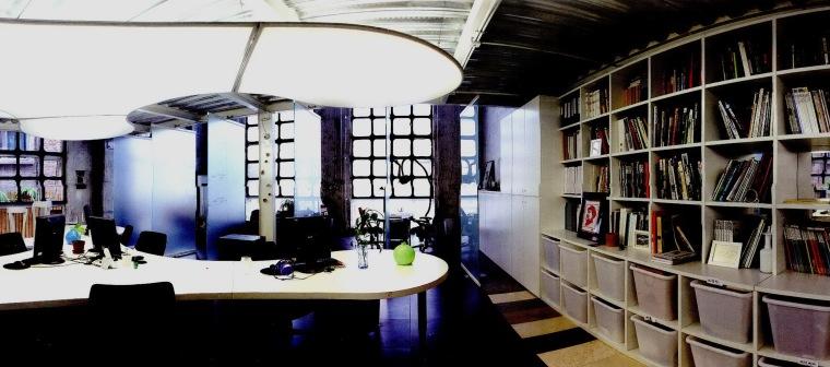 立和空间设计事务所办公室第4张图片