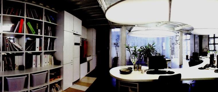 立和空间设计事务所办公室第5张图片