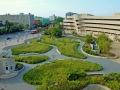 荒芜广场改建为城市草场