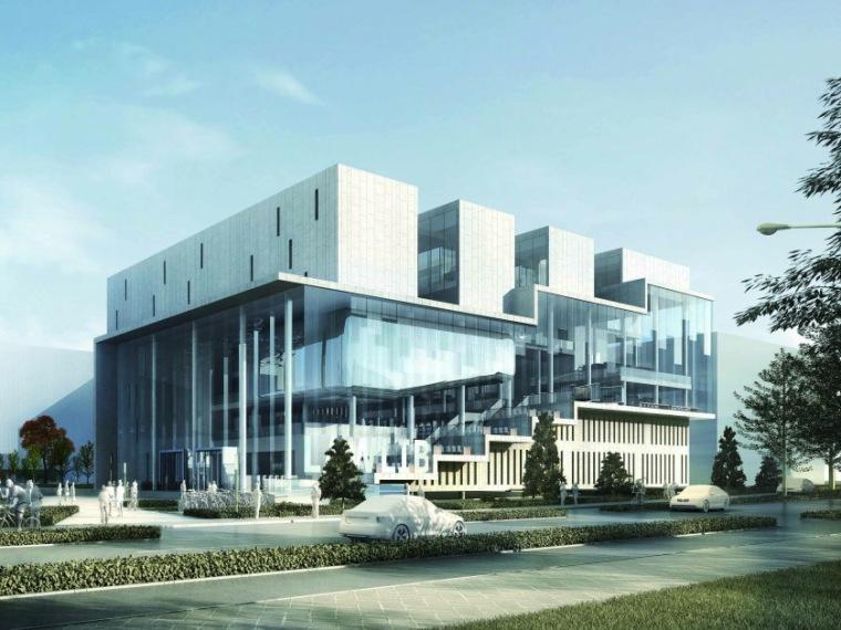 清华大学法学院图书馆设计方案