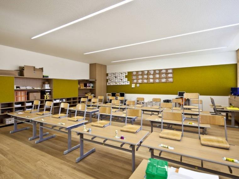 学校建筑改建