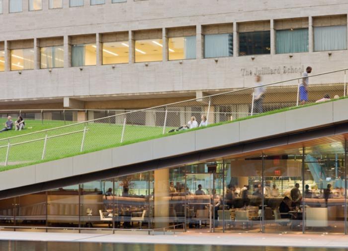 草坪屋顶的餐厅第7张图片