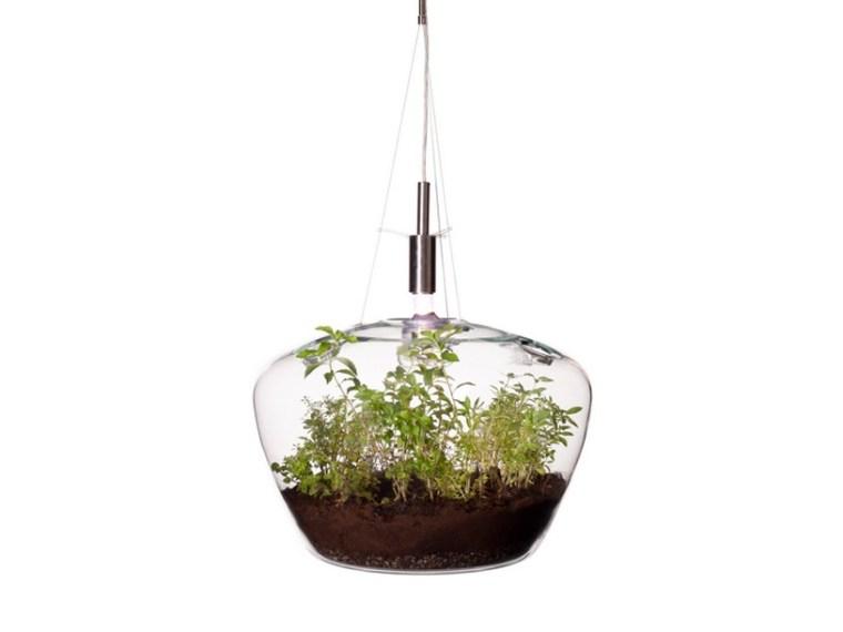 玻璃温室灯