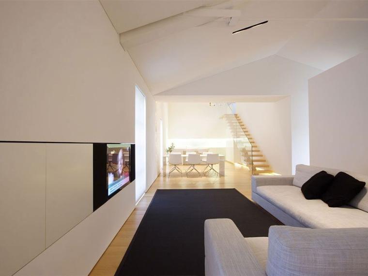 阁楼式奢华公寓