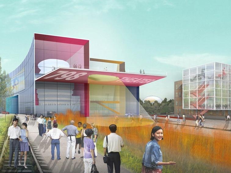 798艺术区愿景规划