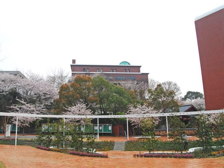九州产业大学景观设计
