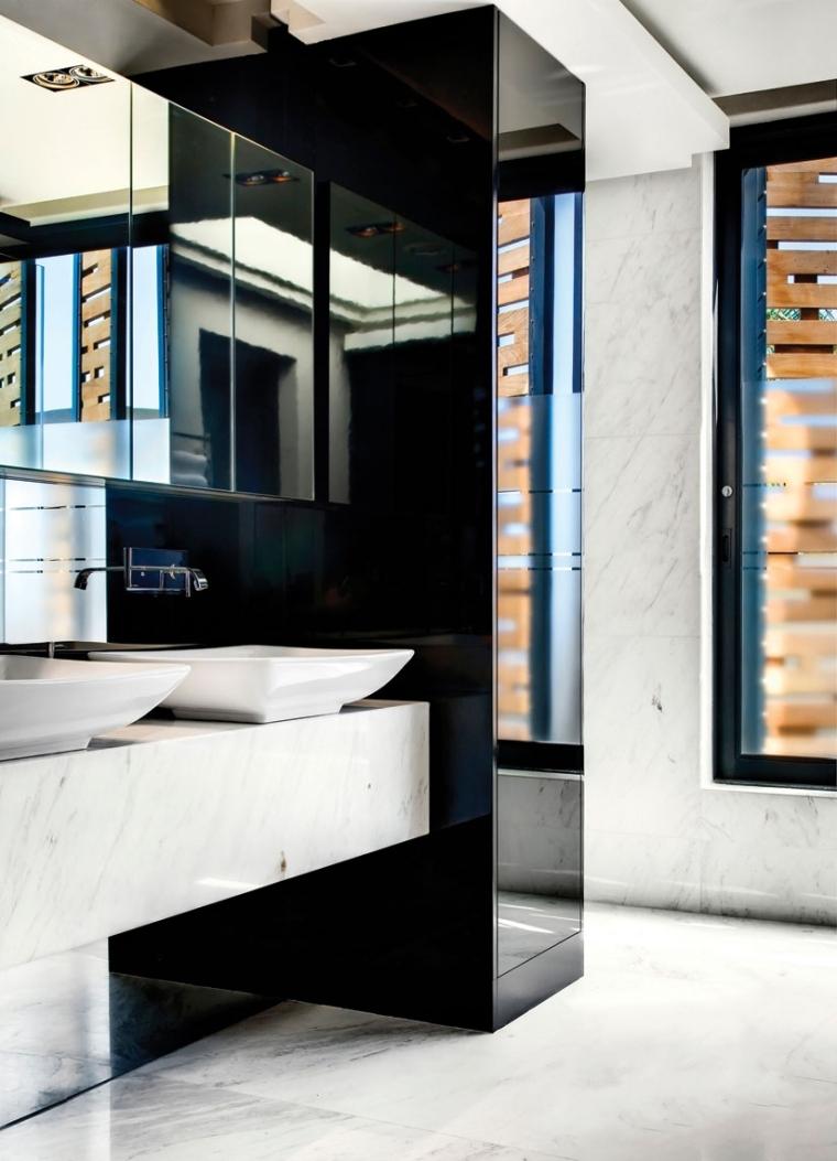 11-时尚奢华的现代别墅第12张图片