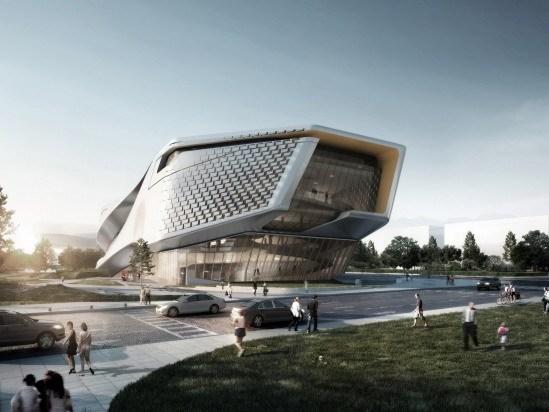 规划博物馆