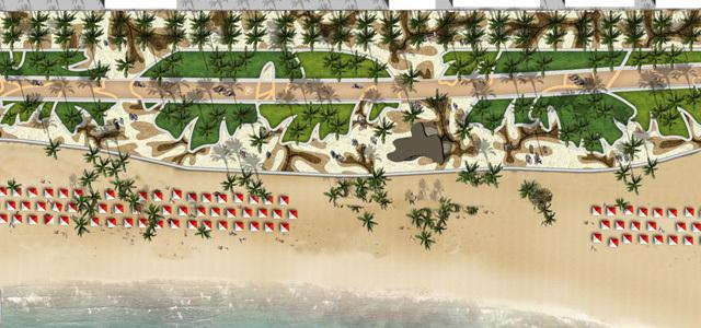PlayadePalma旅游区改建-Playa de Palma旅游区改建第5张图片