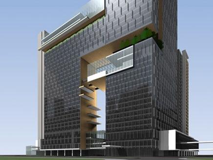 广州W酒店及服务式公寓