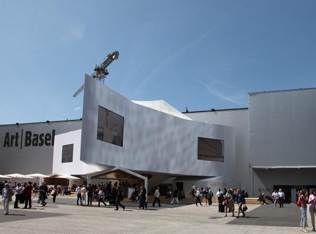 2012艺术巴塞尔Schaulager展馆