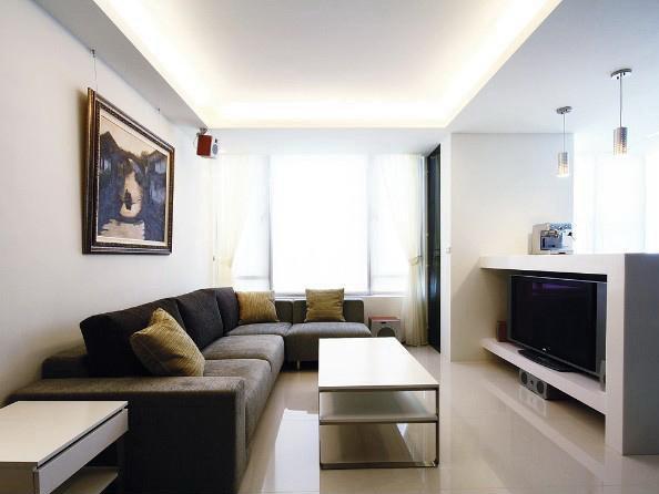 现代简洁装修住宅