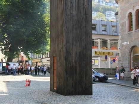 现代公共纪念性亭