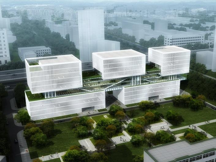 联合大学综合教学楼