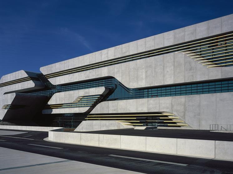 Pierres Vives政府大楼