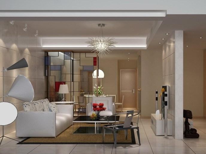 扇舞领秀新硅谷住宅室内设计