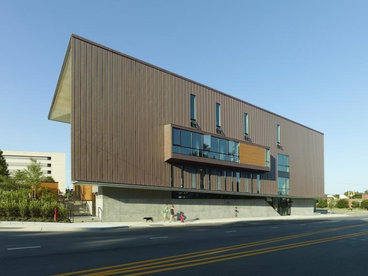 up建筑设计资料下载-AIA北卡罗来纳州建筑设计中心