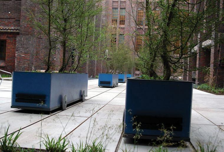 城市灵活庭院第7张图片