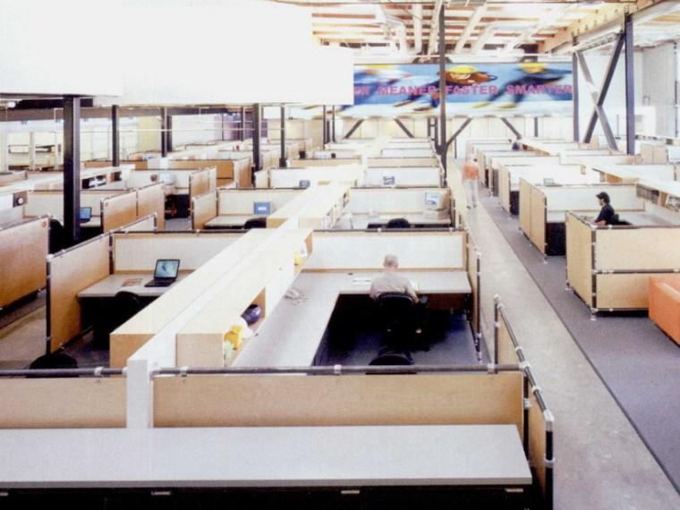 DEUTSCH LA 办公室第1张图片