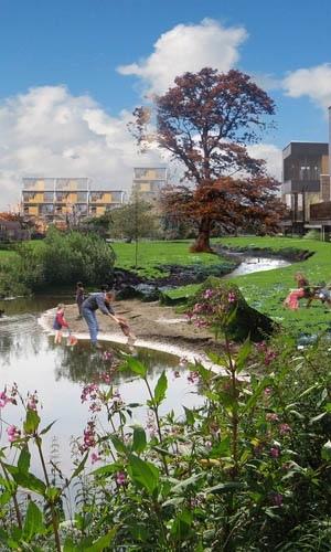 卡特维克莱茵河畔公园第6张图片