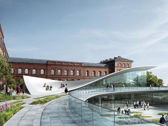 自然历史博物馆设计方案