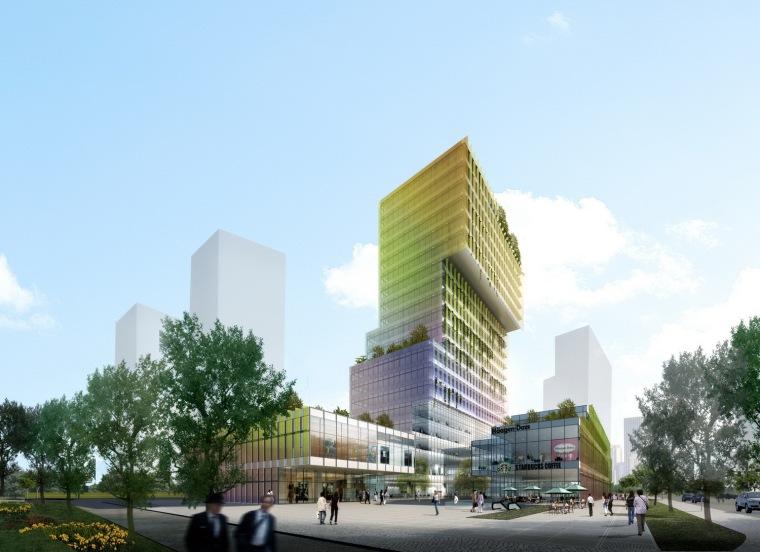 张江企业孵化大楼第2张图片