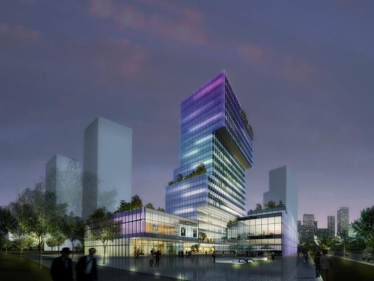张江企业孵化大楼第4张图片