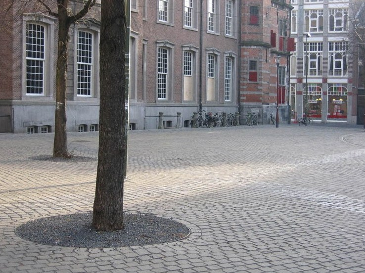 海牙教堂广场第2张图片