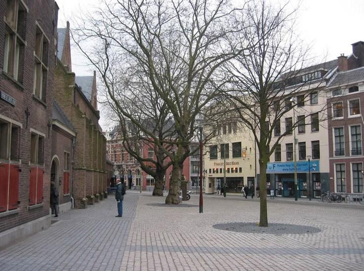 海牙教堂广场第8张图片