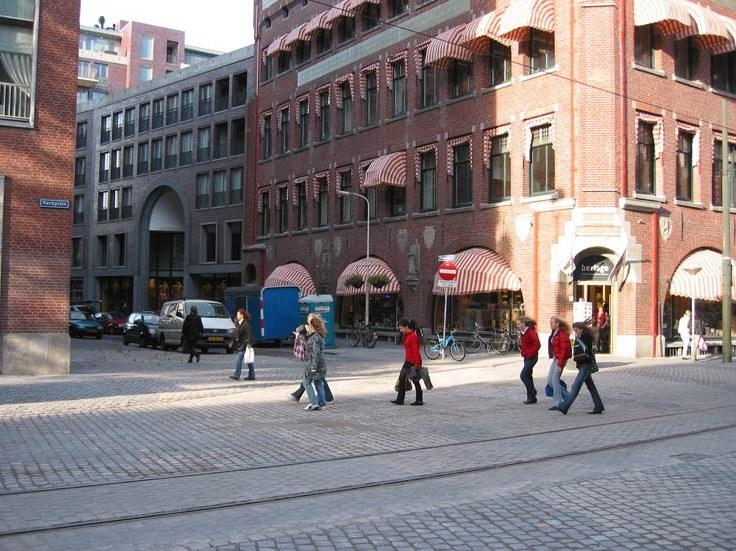 海牙教堂广场第9张图片