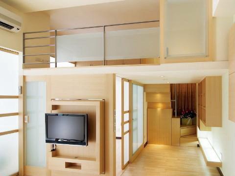 现代简约黄色住宅第1张图片
