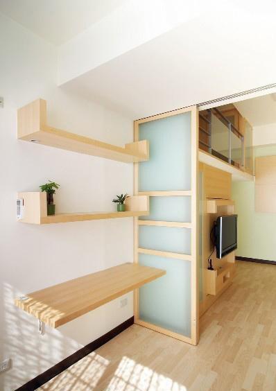 现代简约黄色住宅第2张图片