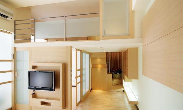 现代简约黄色住宅第12张图片