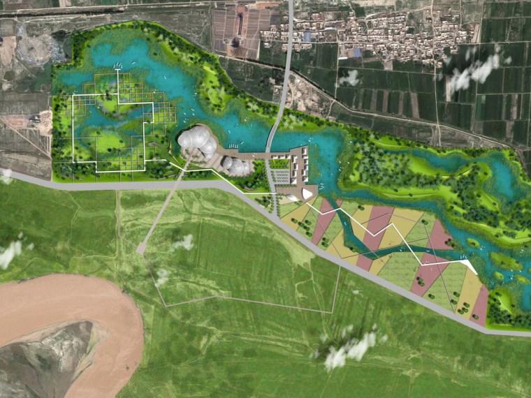 内蒙古包头黄河国家湿地公园总体规划