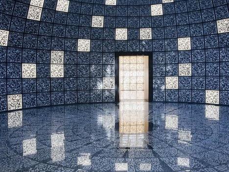 2012威尼斯建筑双年展之俄罗斯馆第1张图片