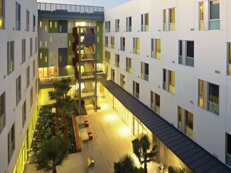 2012年ASLA奖住宅设计奖——优秀奖 高档公寓群第1张图片