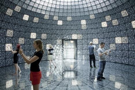 2012威尼斯建筑双年展之俄罗斯馆第3张图片