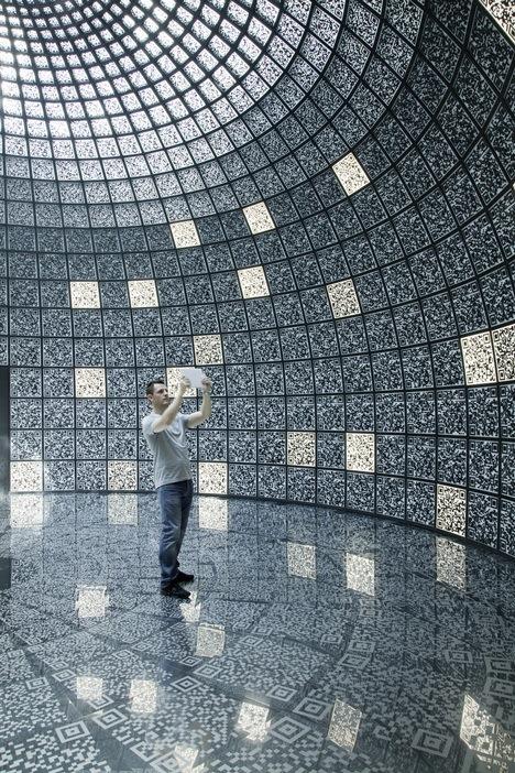 2012威尼斯建筑双年展之俄罗斯馆第7张图片