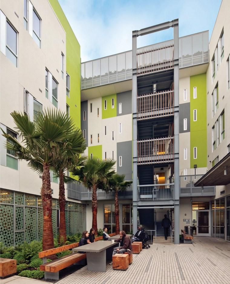 2012年ASLA奖住宅设计奖——优秀奖 高档公寓群第3张图片