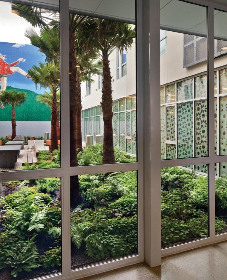 2012年ASLA奖住宅设计奖——优秀奖 高档公寓群第4张图片