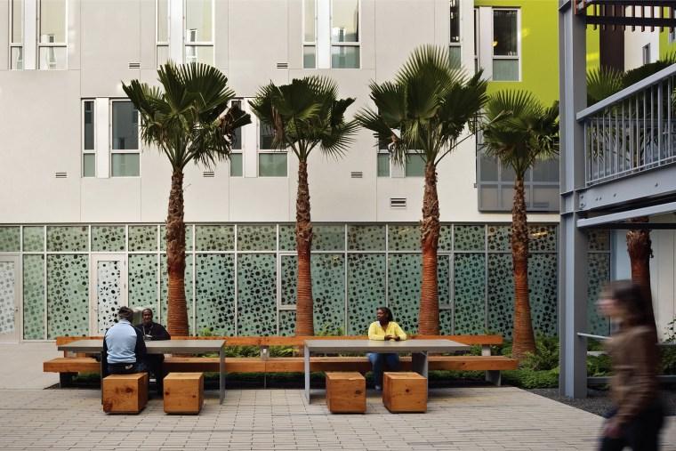 2012年ASLA奖住宅设计奖——优秀奖 高档公寓群第6张图片