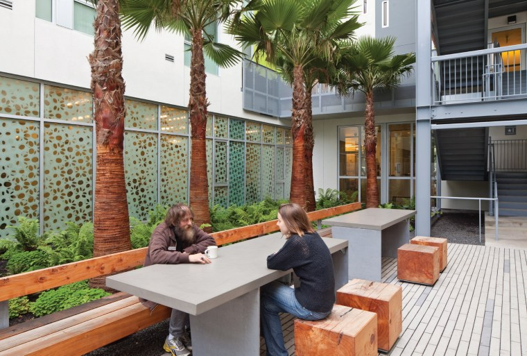 2012年ASLA奖住宅设计奖——优秀奖 高档公寓群第8张图片