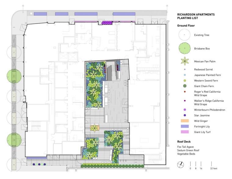 2012年ASLA奖住宅设计奖——优秀奖 高档公寓群第15张图片