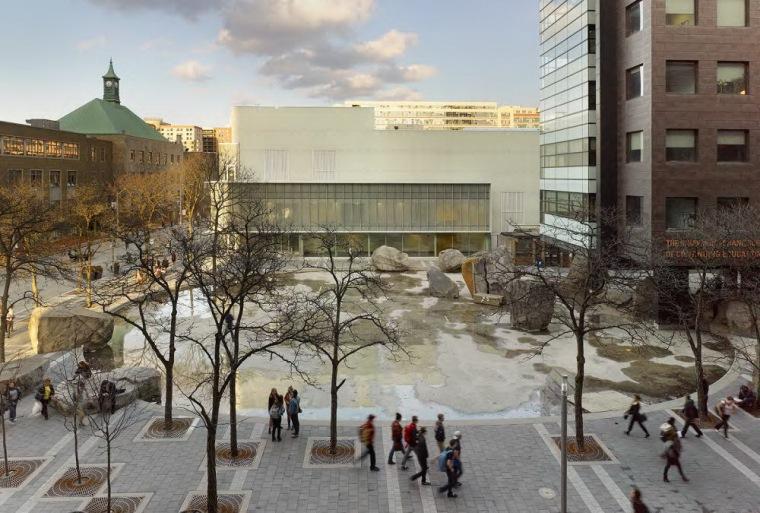 瑞尔森大学影像中心第2张图片