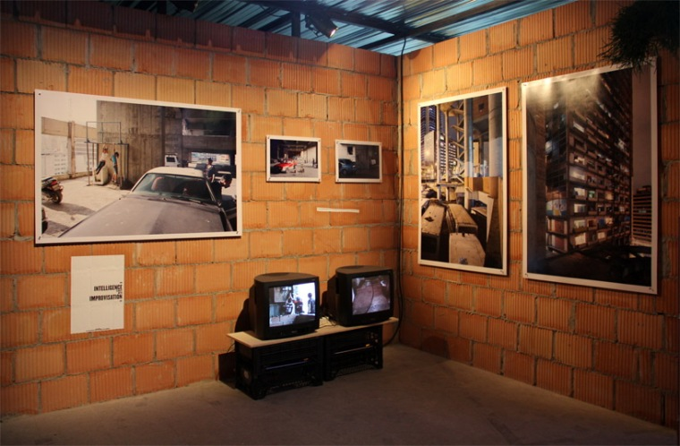 2012威尼斯建筑双年展之最佳项目展览金狮奖第30张图片